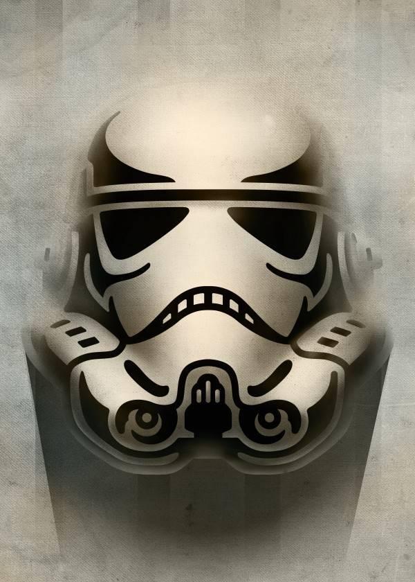 Star Wars Animated - Displate