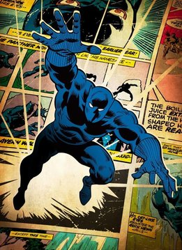 Marvel Black Panther - Displate