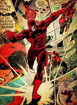 Marvel Daredevil - Displate
