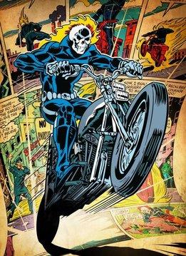 Marvel Ghost Rider - Displate