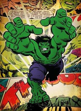 Marvel The Hulk - Displate