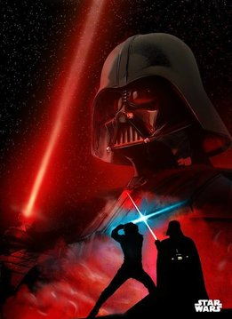 Star Wars Darth Vader - Displate