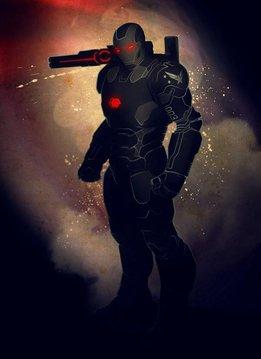 Marvel War Machine - Displate