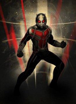 Marvel Ant-Man - Displate