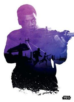 Star Wars Finn - Displate