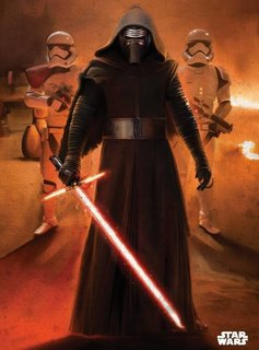 Star Wars Kylo Ren -Displate