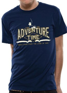 Adventure Time College - T-Shirt