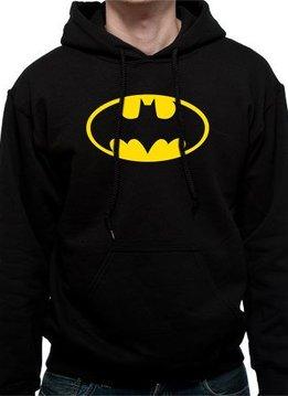 DC Comics Batman Logo Hoodie