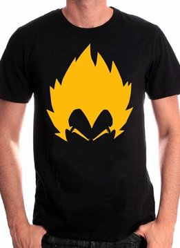 Dragon Ball Z Saiyan Vegeta - T-Shirt