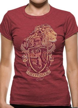 Harry Potter Gryffindor Crest - T-Shirt