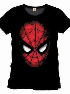 Marvel Spider-Man Mask - T-Shirt