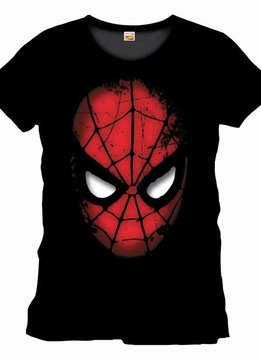 Marvel Spider-Man Mask - T-Shirt