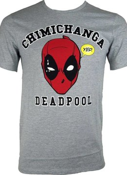 Marvel Deadpool Chimichanga - T-Shirt
