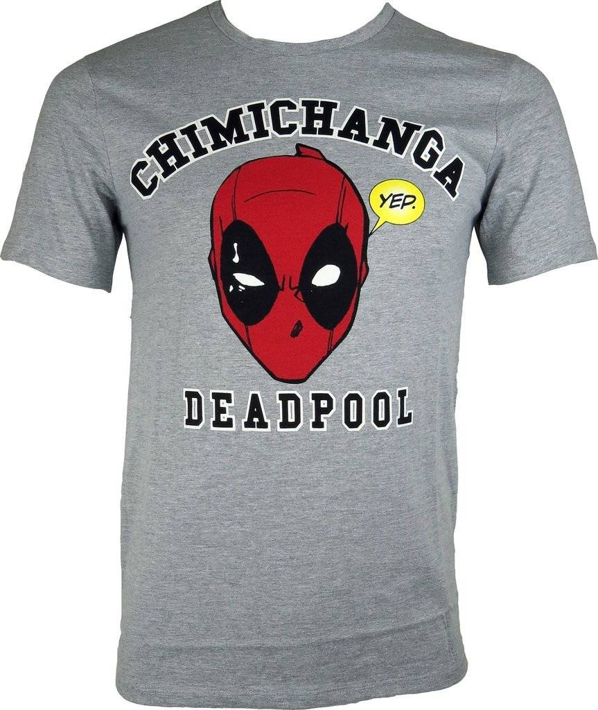 Marvel Deadpool Chimichanga - T-Shirt