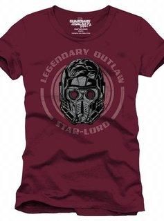 Marvel Star-Lord Legendary Outlaw T-Shirt