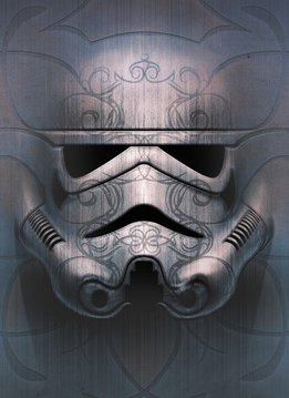 Star Wars Ghost -  Displate