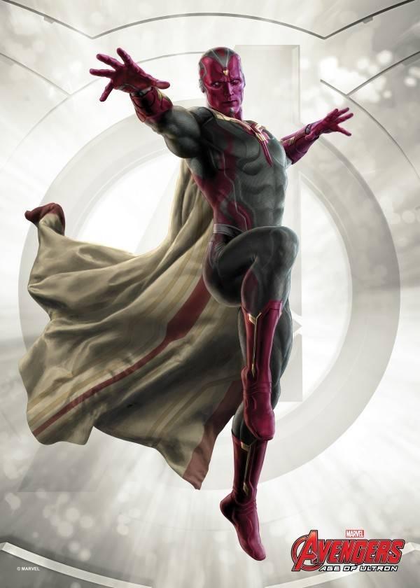 Marvel Vision - Displate
