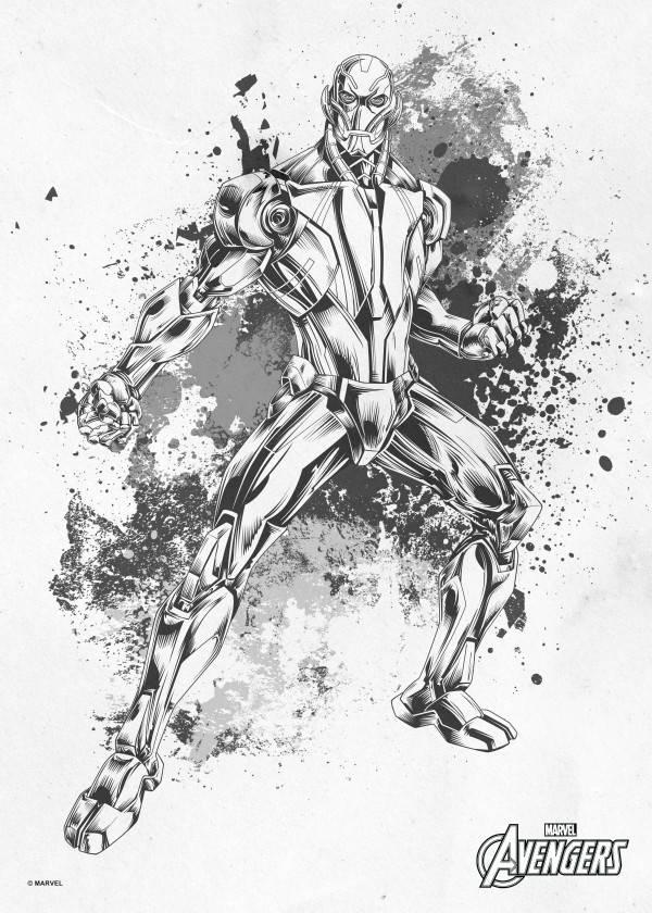 Marvel Ultron - Displate