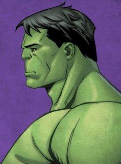 Marvel Hulk - Displate