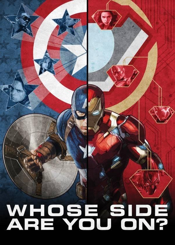 Marvel Pick a Team - Displate