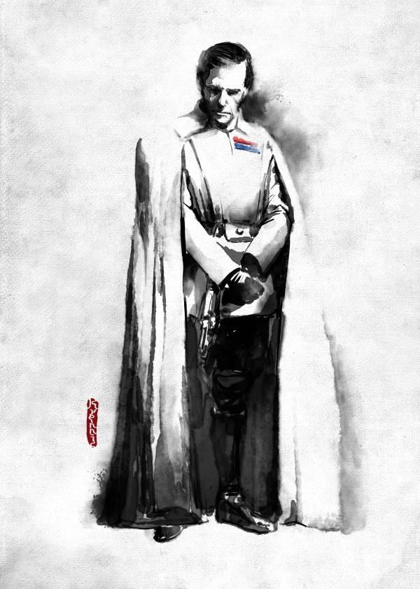 Star Wars Orson Krennic - Displate