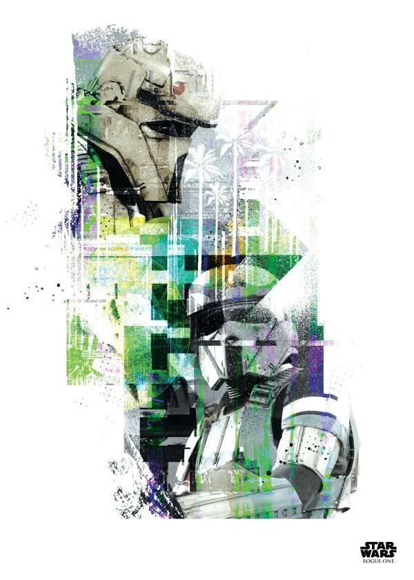 Star Wars Scarif Stormtroopers - Displate