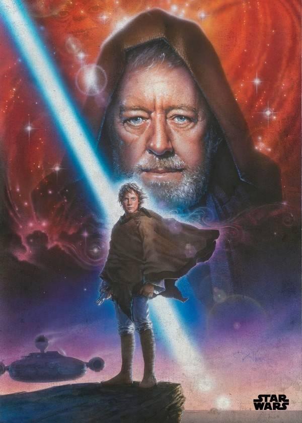 Star Wars New Hope - Displate