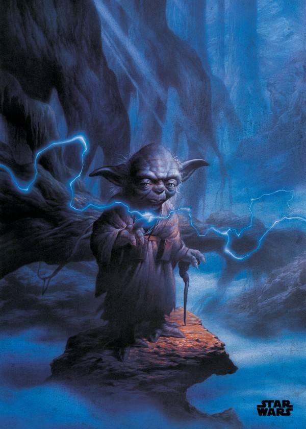 Star Wars Master Yoda - Displate