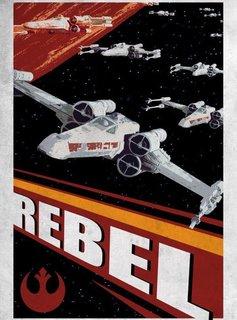 Star Wars Rebel - Displate
