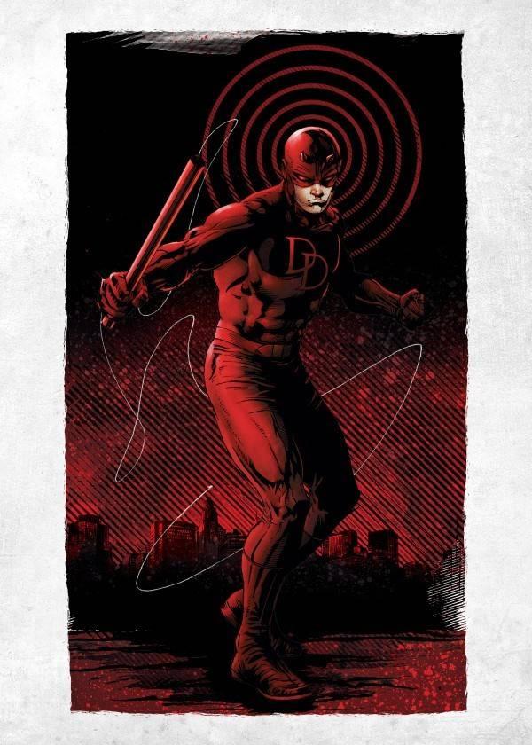 Marvel Framed Poster - Displate