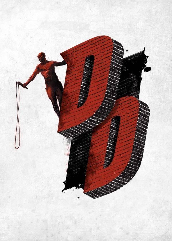 Marvel Logo - Displate