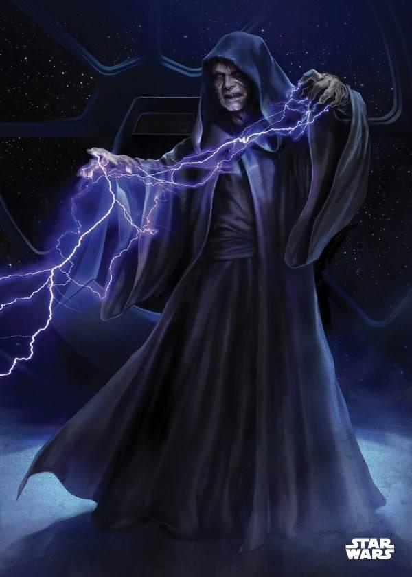 Star Wars The Emperor - Displate