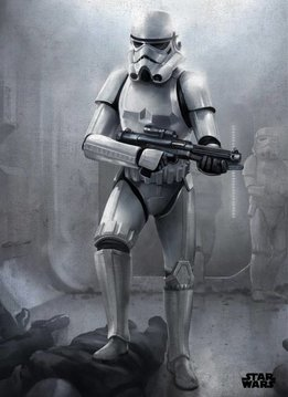 Star Wars Stormtrooper - Displate