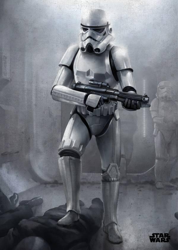 Star Wars Stormtrooper - Episode IV A New Hope - Displate