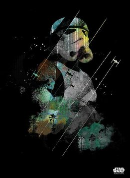 Star Wars Stromtrooper - Displate
