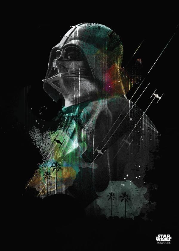 Star Wars Darth Vader - Displate