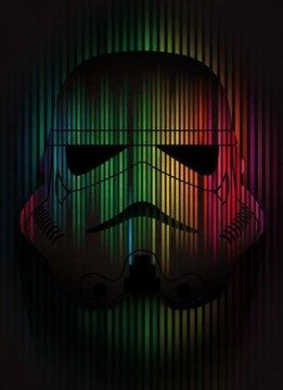 Star Wars Disco - Masked Troopers - Displate