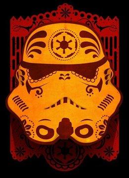 Star Wars Crownwork - Masked Troopers - Displate