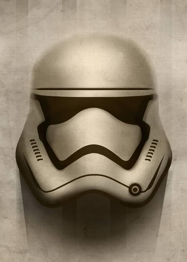 Star Wars Classic Order - Masked Troopers - Displate