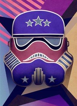 Star Wars Supertrooper | Masked Troopers | Displate