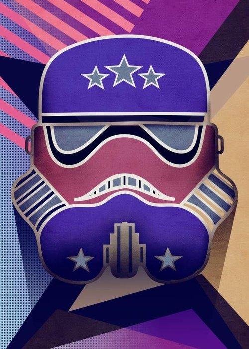 Star Wars Supertrooper  |  Masked Troopers