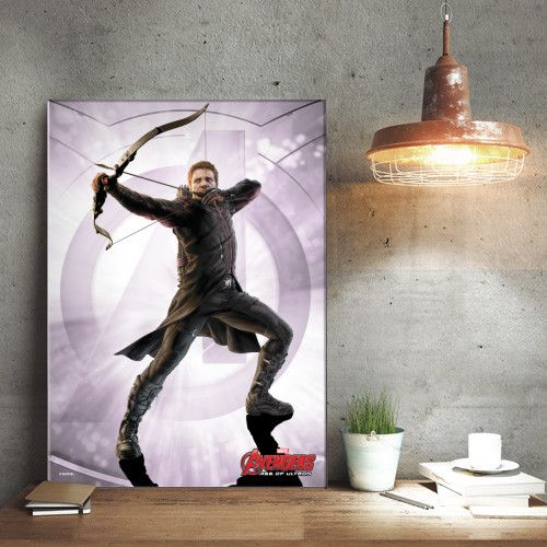 Marvel Hawkeye - Age of Ultron Power Poses - Displate