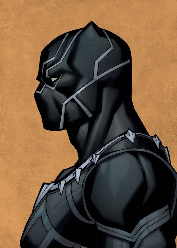 Marvel Black Panther - Displate