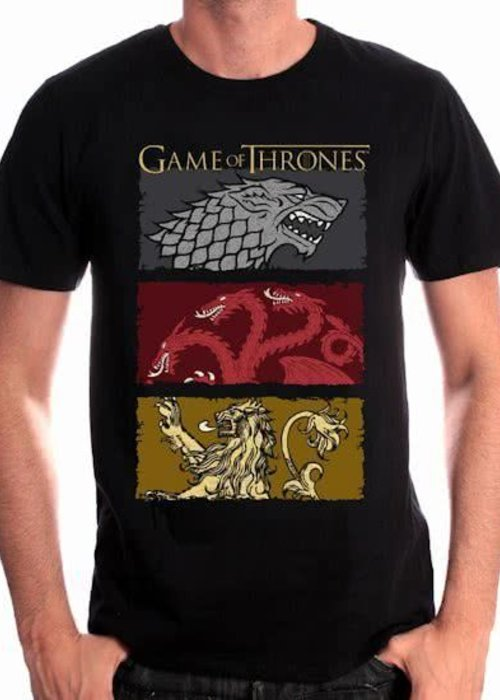 Game of Thrones Houses of the King | T-Shirt