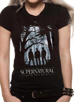 Supernatural Join The Hunt - T-Shirt