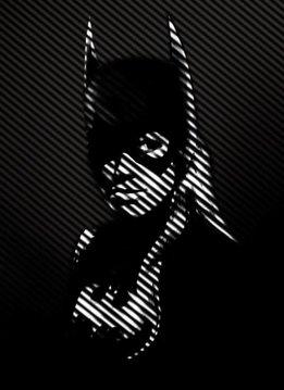 Displate Batgirl - Batman Noir - Displate