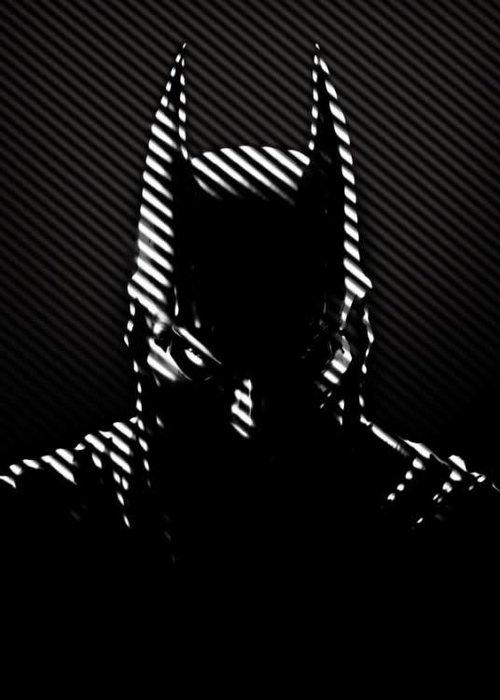 DC Comics Caped Crusader  | Batman Noir