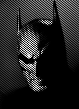 Displate Dark Knight - Batman Noir - Displate