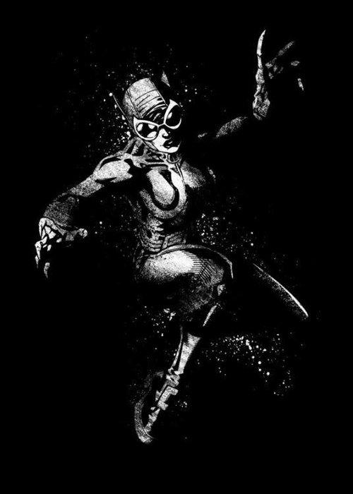 DC Comics Catwoman  | DC Dark Edition