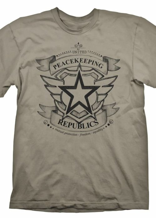 Battleborn Peacekeeping - T-Shirt